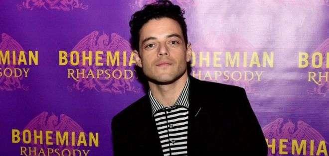 El actor Rami Malek estudió cientos de grabaciones de Freddy Mercury para prepararse para el papel.