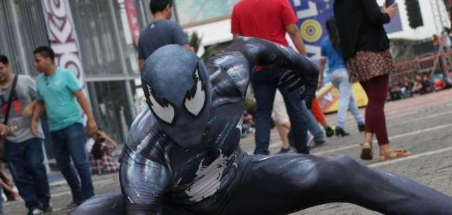 La convención duró dos días y tuvo más de 20.000 asistentes. Foto: Franklin Navarro/ecuavisa.com