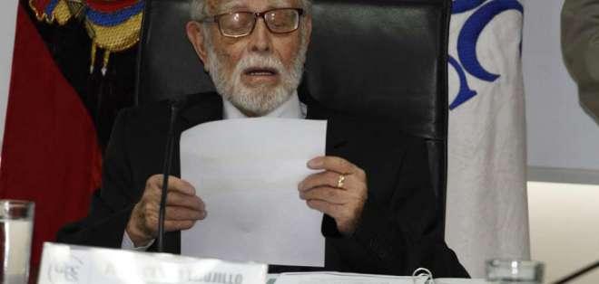 No hay acuerdo para aplicar prueba de polígrafo a postulantes. Foto: API