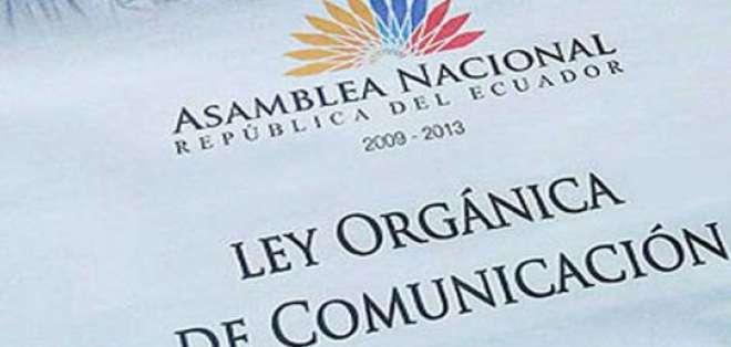 El gobierno insiste en la prioridad a la reforma de la ley