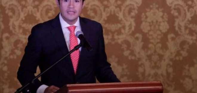Martínez defendió el presupuesto de la Nación