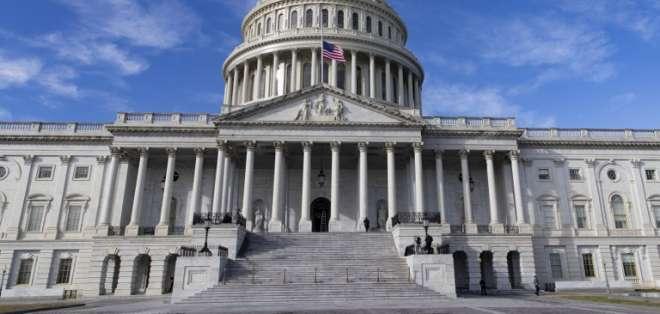 La pérdida de la Cámara Baja complica el panorama a Trump para el resto de su mandato. Foto: AFP