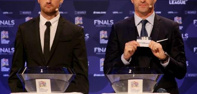 Los duelos se jugarán en junio del próximo año en Portugal. Foto: Paul FAITH / AFP