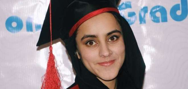 Nargis ahora hace campaña por la educación de las mujeres en su país de origen.