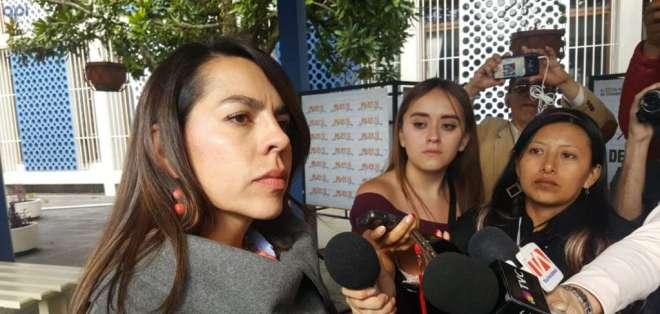 """Estaba previsto que Ángel Sagbay acuda dentro indagación a Vicuña por """"diezmos"""". Foto: API"""