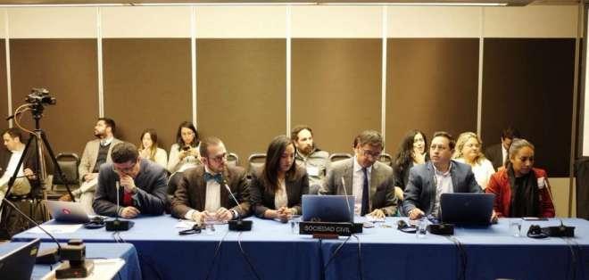 WASHINGTON, EE.UU.- Comisión de la CIDH sostiene que hubo obstáculos para acceder a información oficial. Foto: CIDH.