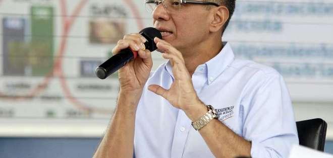 El exvicepresidente permanece en prisión desde octubre de 2017 por caso Odebrecht. Foto: Archivo Vicepresidencia