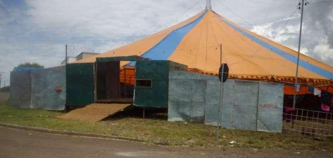10 niños resultaron heridos en un circo en Quito. Foto: Referencial
