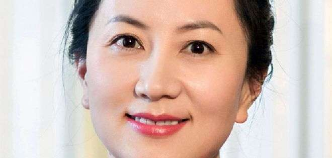 Meng Wanzhou fue detenida en Vancouver, Canadá. Foto: Reuters