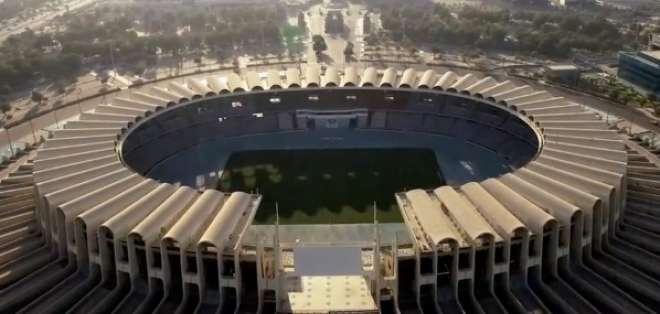 ABU DABI, Emiratos Árabes Unidos.- El Zayed Sports City será el estadio que albergará la final. Foto: Goal.com