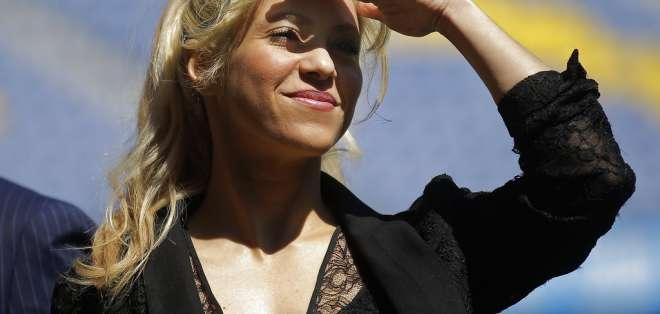 Presentan cargos contra Shakira por evasión fiscal. Foto: AP