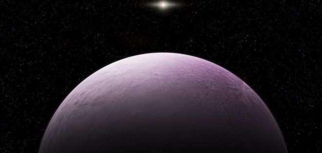 El planeta enano 2018 VG18 tarda 1.000 años en dar una vuelta al Sol. ROBERTO MOLAR CANDANOSA/CARNEGIE INSTITUTION