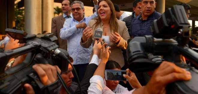 Tras renuncia a Vicepresidencia, Vicuña debía retornar al SRI. Foto: Archivo API