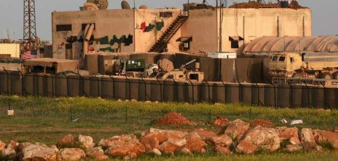 Aliados de EEUU, preocupados por su retirada de Siria. Foto: AFP