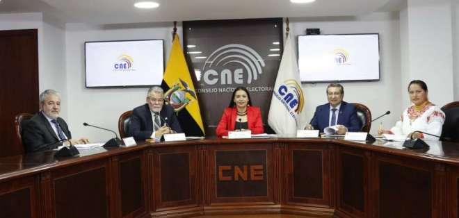 QUITO, Ecuador.- Según el CNE, los electores tendrán menor dificultad en el sufragio. Foto: CNE.