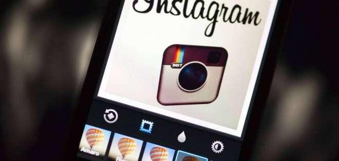 """Instagram cambia su presentación """"por accidente"""" provocando oleada de quejas. Foto: AFP"""
