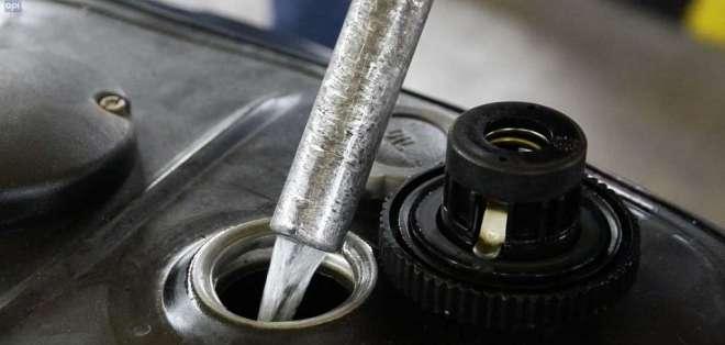 ECUADOR.- Agencia de Regulación Hidrocarburífero emitirá regulaciones del nuevo valor del diésel. Foto: API