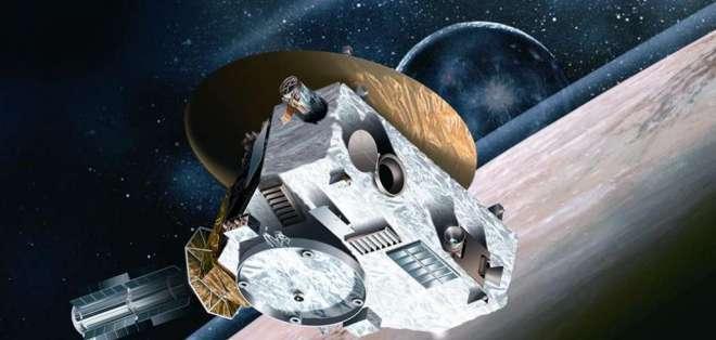 Una sonda de la NASA se prepara para un Año Nuevo histórico.