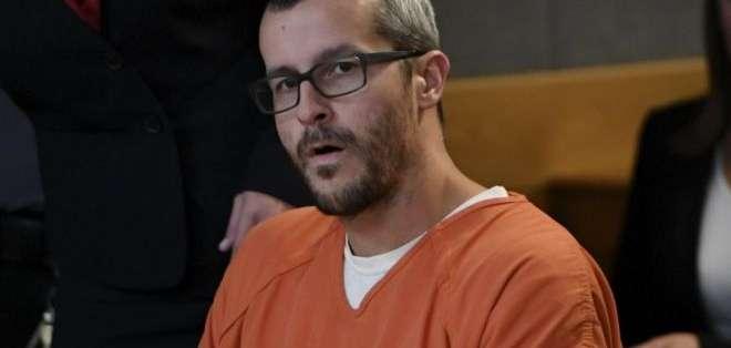 Christopher Watts mató a su mujer embarazada y a sus dos hijas.