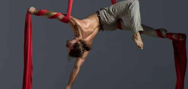 Al cabo de unas pocas sesiones las personas serán capaces de hacer movimientos en el aire que no creían que podían hacer.