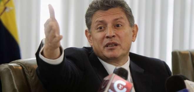 ECUADOR.- El expresidente del Banco Central debe pagar casi $800 mil por reparación integral. Foto: Archivo