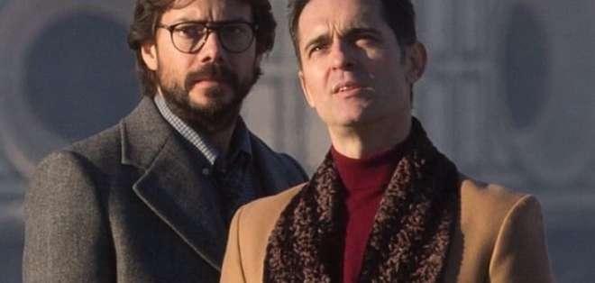 Se filtran imágenes de la tercera temporada de 'La Casa de Papel'.