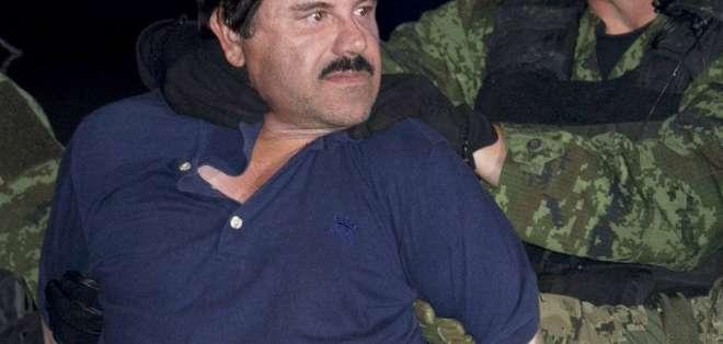 Los mensajes secretos entre el Chapo, su esposa y su amante. Foto: AP