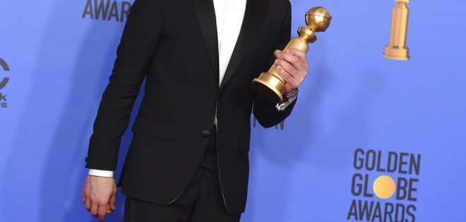 La cinta ganó el premio a mejor película dramática y a mejor actor con Rami Malek. Foto: AP.