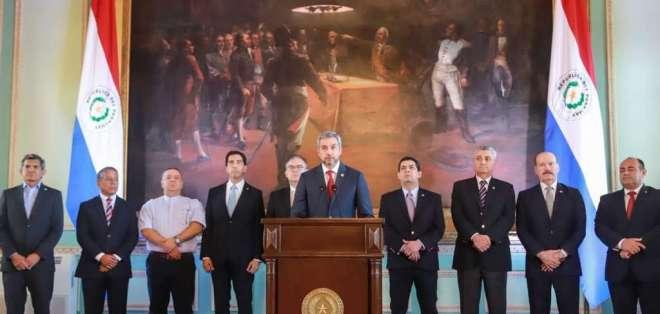 Foto: Presidencia de Paraguay