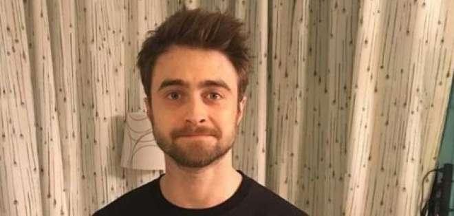 El increíble gesto de Daniel Radcliffe con una niña mexicana. Foto: Instagram