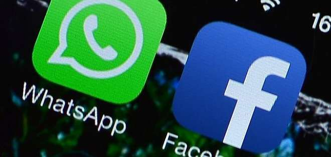 WhatsApp presentó problemas en su servicio a nivel mundial. Foto: AFP - Referencial