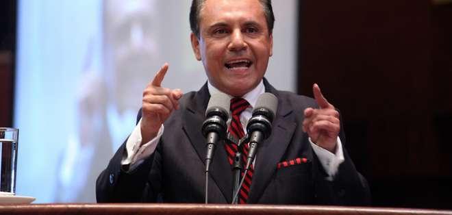 ECUADOR.- Juez dispone su localización vía Interpol. El exsuperintendente está fuera del país. Foto: Archivo