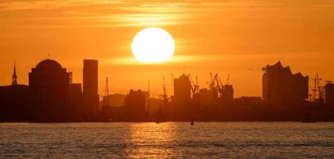 La temperatura mundial media fue 1,16 °C superior a la temperatura media de la segunda mitad del siglo XIX. Foto: AFP