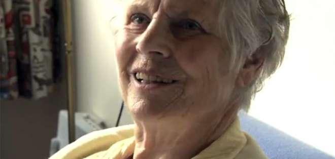 """Annie Zwijnenberg es la protagonista del documental """"Antes de que sea tarde""""."""