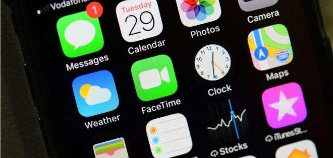 Los ingresos de Apple por la venta de iPhones cayeron un 15% en comparación año pasado.