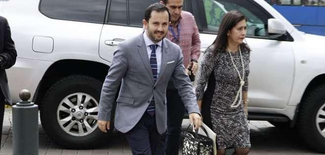 ECUADOR.- La nueva entidad estará adscrita a Presidencia y dará seguimiento a actos de corrupción. Foto: API