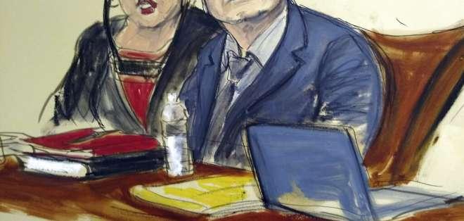 Juicio del Chapo: el jurado quiere saber más sobre el tráfico de metanfetaminas. Foto: AP