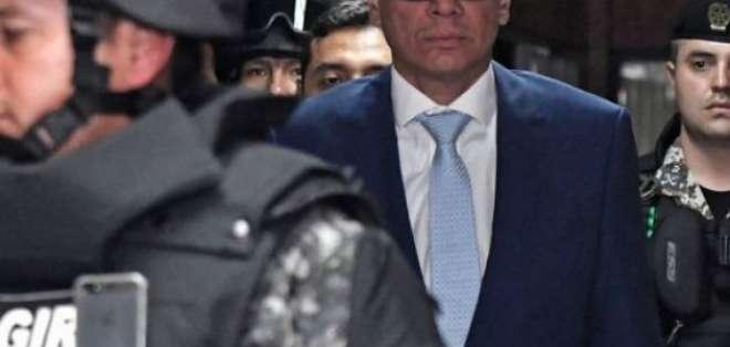 Fiscalía pide información de Glas en caso Manduriacu. Foto: Archivo