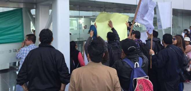 Empresas constructoras constan entre los afectados. Foto: Twitter
