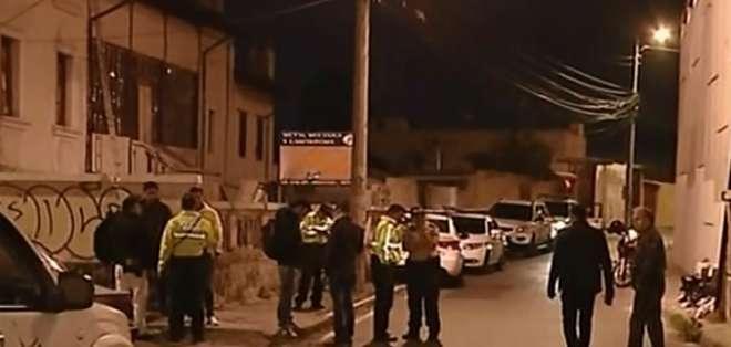 Turista ruso fue asesinado con varias puñaladas en Quito. Foto: captura de video