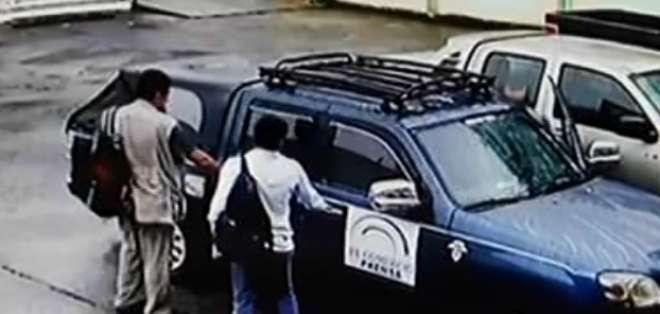 Revelan coordinación entre Colombia y Ecuador en captura de Guacho. Foto: Captura de video