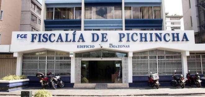 Dictan prisión preventiva por femicidio de Amelia. Foto: Fiscalía Ecuador
