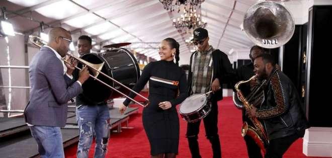 Los principales nominados a los Grammy 2019. Foto: AP