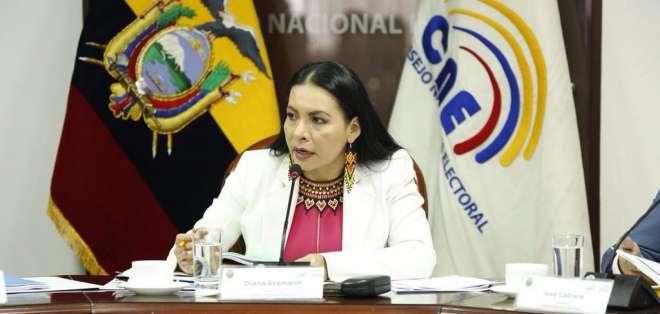 Además, el Consejo Electoral resolvió este lunes invitar a UNIORE y A-WEB. Foto: CNE
