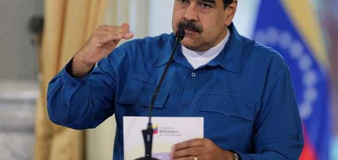 VENEZUELA.- Una parte de los países de la ONU, encabezada por EE.UU., apoya al opositor Juan Guaidó. Foto: AFP