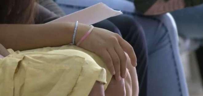 Según la Policía, el hombre abusó de su sobrina de 8 años. Foto: Telemundo