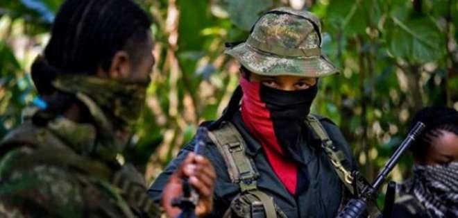 Insurgentes y bandas delictivas se abastecen de municiones que vienen de Perú. Foto: AFP - Referencial