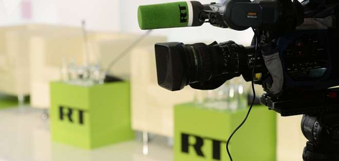 MOSCÚ, Rusia.- Jefa de RT asegura que bloqueo se debe a un reportaje de la cadena estadounidense CNN. Foto: Sputnik Mundo.