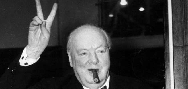 Winston Churchill a menudo es venerado como un héroe de guerra