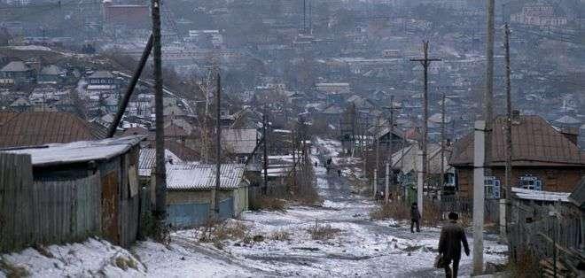 La región de Kuzbass es una de las mayores zonas mineras de Rusia.
